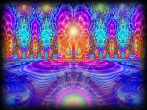 Astral Realms - Within and Without - Multi Dimensional Inner Space